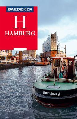 Baedeker Reiseführer Hamburg von Hoffmeister,  Carola, Küpper,  Anke