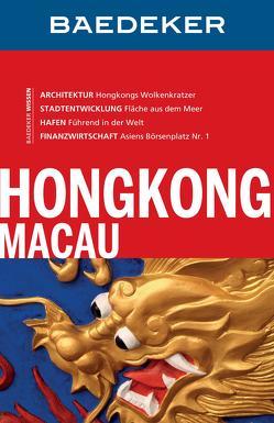 Baedeker Reiseführer Hongkong von Gstaltmayr,  Heiner F.