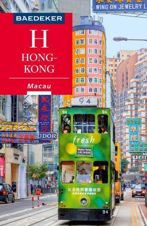 Baedeker Reiseführer Hongkong von Schütte,  Dr.,  Hans-Wilm