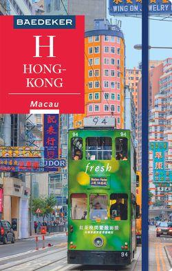Baedeker Reiseführer Hongkong, Macau von Gstaltmayr,  Heiner F.