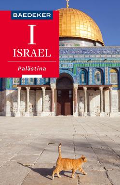 Baedeker Reiseführer Israel, Palästina von Fishman,  Robert, Rauch,  Michel