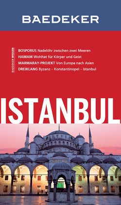 Baedeker Reiseführer Istanbul von Bourmer,  Achim