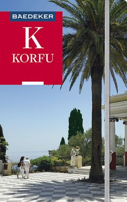 Baedeker Reiseführer Korfu von Bötig,  Klaus