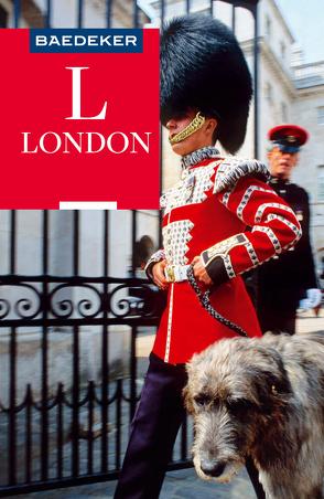 Baedeker Reiseführer London von Eisenschmid,  Rainer, Sykes,  John