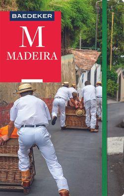Baedeker Reiseführer Madeira von Lier,  Sara