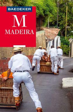Baedeker Reiseführer Madeira von Lier ALT!!!!!,  Sara