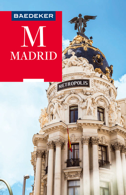 Baedeker Reiseführer Madrid von Schulz,  Iris