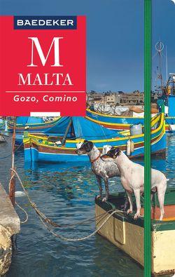 Baedeker Reiseführer Malta, Gozo, Comino von Borowski,  Birgit, Bötig,  Klaus, Strüber,  Reinhard