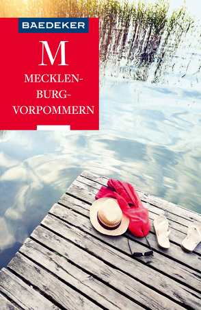 Baedeker Reiseführer Mecklenburg-Vorpommern von Nowak,  Christian