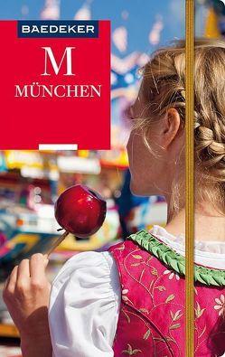 Baedeker Reiseführer München von Abend,  Dr. Bernhard