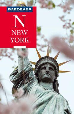 Baedeker Reiseführer New York von Moll,  Sebastian