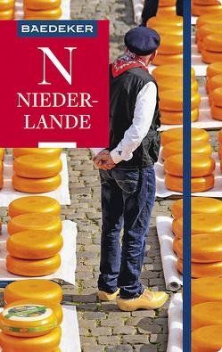 Baedeker Reiseführer Niederlande von Borowski,  Birgit, Bourmer,  Achim
