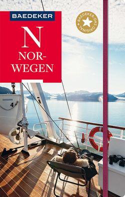 Baedeker Reiseführer Norwegen von Knoller,  Rasso, Nowak,  Christian