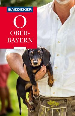 Baedeker Reiseführer Oberbayern von Kohl,  Margit
