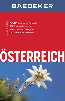 Baedeker Reiseführer Österreich von Bacher,  Isolde, Bourmer,  Achim