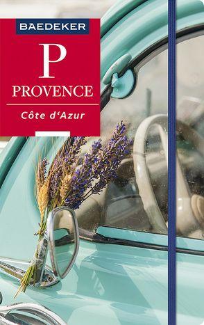 Baedeker Reiseführer Provence, Côte d'Azur von Abend,  Dr. Bernhard