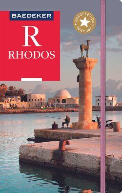 Baedeker Reiseführer Rhodos von Bötig,  Klaus