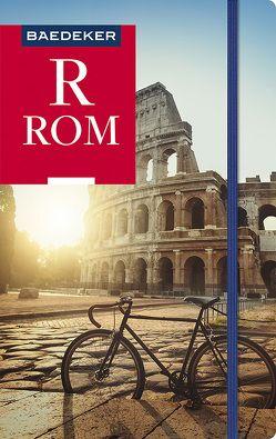 Baedeker Reiseführer Rom von Bourmer,  Achim, Reincke,  Dr. Madeleine, Strüber,  Reinhard
