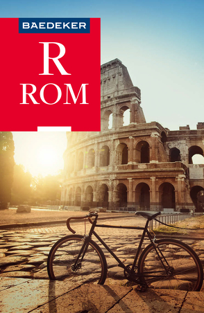 Baedeker Reiseführer Rom von Schaefer,  Barbara
