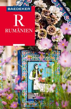 Baedeker Reiseführer Rumänien von Kotzan,  Anne