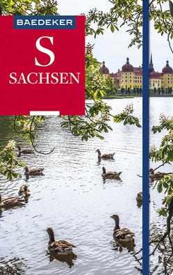 Baedeker Reiseführer Sachsen von Bacher,  Isolde, Eisenschmid,  Rainer
