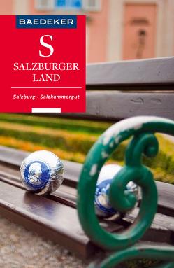 Baedeker Reiseführer Salzburger Land, Salzburg, Salzkammergut von Spath,  Mag.Stefan