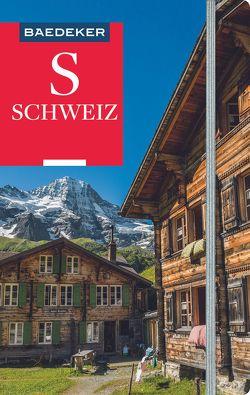 Baedeker Reiseführer Schweiz von Stahn,  Dina