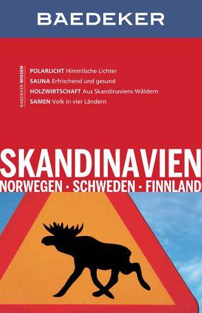 Baedeker Reiseführer Skandinavien, Norwegen, Schweden, Finnland von Knoller,  Rasso, Nowak,  Christian