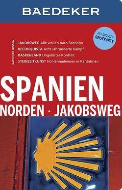 Baedeker Reiseführer Spanien Norden, Jakobsweg