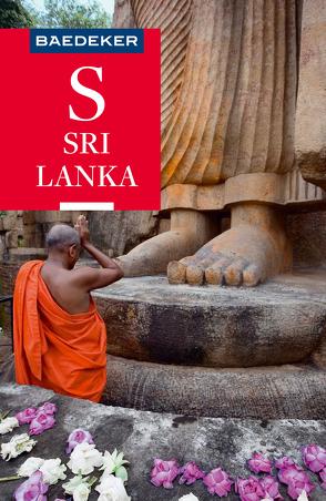Baedeker Reiseführer Sri Lanka von Gstaltmayr,  Heiner F., Müller-Wöbcke,  Birgit