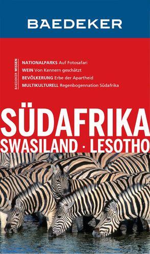 Baedeker Reiseführer Südafrika, Swasiland, Lesotho von Abend,  Dr. Bernhard, Borowski,  Birgit, Schliebitz,  Anja