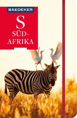Baedeker Reiseführer Südafrika von Abend,  Dr. Bernhard, Borowski,  Birgit, Schliebitz,  Anja
