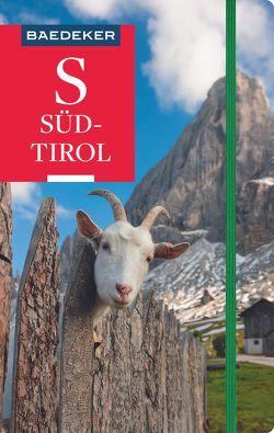 Baedeker Reiseführer Südtirol von Höhne,  Wieland, Kluthe,  Dagmar