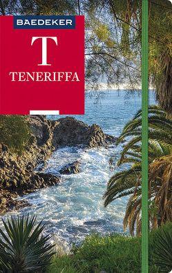 Baedeker Reiseführer Teneriffa von Borowski,  Birgit, Goetz,  Rolf