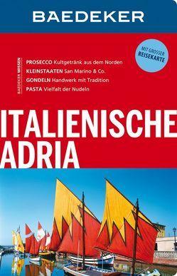 Baedeker Reiseführer Italienische Adria von Wurth,  Andrea