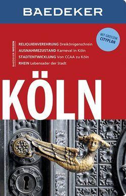 Baedeker Reiseführer Köln von Sykes,  John