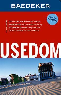 Baedeker Reiseführer Usedom von Hausmanns,  Ulf, Höhne,  Wieland, Szerelmy,  Beate