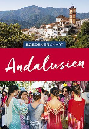 Baedeker SMART Reiseführer Andalusien von Rabe,  Cordula
