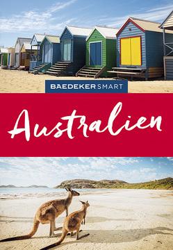 Baedeker SMART Reiseführer Australien von Maunder,  Hilke