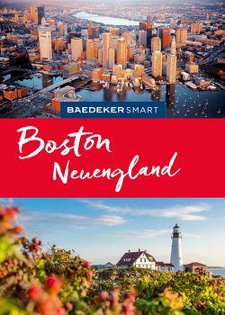 Baedeker SMART Reiseführer Boston & Neuengland von Helmhausen,  Ole