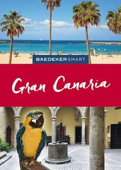 Baedeker SMART Reiseführer Gran Canaria von Bourmer,  Achim, Goetz,  Rolf