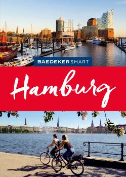 Baedeker SMART Reiseführer Hamburg von Heintze,  Dorothea