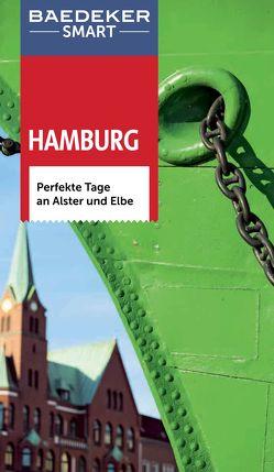 Baedeker SMART Reiseführer Hamburg von Heintze,  Dorothea, Schmickler,  Manu