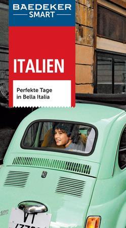 Baedeker SMART Reiseführer Italien von Jepson,  Tim