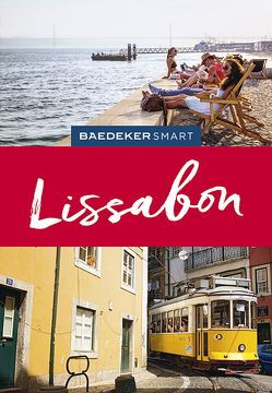 Baedeker SMART Reiseführer Lissabon von Becker,  Kathleen, Roy,  Sally