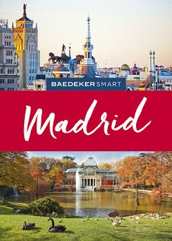 Baedeker SMART Reiseführer Madrid von Drouve,  Andreas