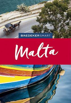 Baedeker SMART Reiseführer Malta von Bötig,  Klaus, Levy,  Pat, Murphy,  Paul