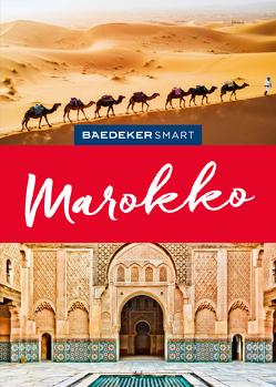 Baedeker SMART Reiseführer Marokko von Brunswig,  Muriel