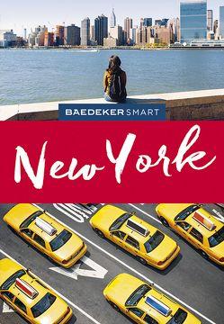Baedeker SMART Reiseführer New York von Hartmann,  Oliver, Mangin,  Daniel, McGrath,  Lauren