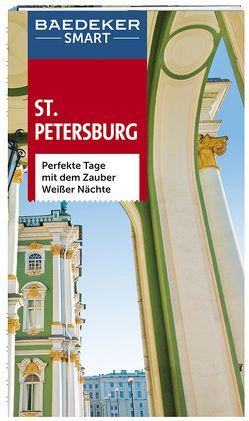 Baedeker SMART Reiseführer St. Petersburg von Deeg,  Lothar